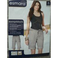 Фирменные капри-шорты 2-в-1.Произведены в Германии