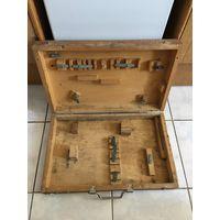 Ящик для инструментов СССР 57см х 36 см х 10 см