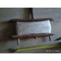 Жерлица с капроновым шнуром