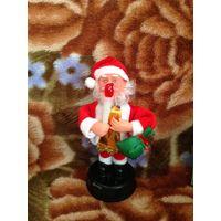 Сувенир музыкальный Санта Клаус