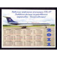 Календарик авиация