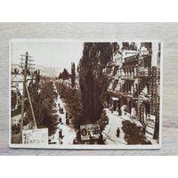 Почтовая карточка Кисловодск