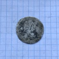 Монета 6 грошей 1683 г. Фридрих Вильгельм (Пруссия)