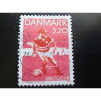 Дания 1989 футбол