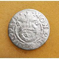 1/24 ТАЛЕРА-ПОЛТОРАК (РАЙХСГРОШЕН) 1626 Г.ПРУССИЯ (1525-1657), ГЕОРГ ВИЛЬГЕЛЬМ (1619-1640)  ПО БЛИЦУ ПОЧТОЙ БЕСПЛАТНО.
