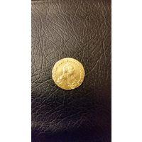 Два золотых рубля 1756 год редкая!!!не для каждого по карману.