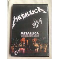 РАСПРОДАЖА DVD! METALLICA - S & M