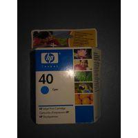 Струйный картридж HP(51640CE) Оригинал , просрочка