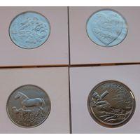 Подборка монет Литвы. Полтора евро. Старт с 1 рубля!! Смотри другие лоты!
