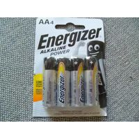 Батарейки Energizer AA и AAA