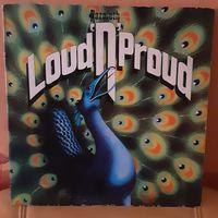 NAZARETH - 1973 - LOUD' N' PROUD (UK) LP,  (MOONCREST RECORDS)