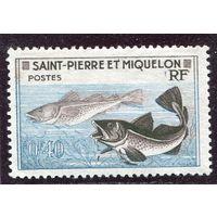 Сен Пьер и Микелон. Рыба