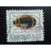 Дания 2003 жук