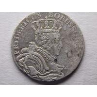 6 грошей 1756 г.