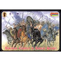 Батавская кавалерия на римской службе. Strelets 1/72