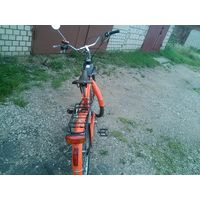 Вело байк