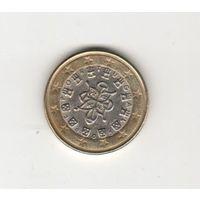 1 евро Португалия 2005 Лот 7016