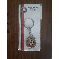 Федерация футбола Болгарии (брелок)