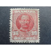 Дания 1907 король Фредерик 8