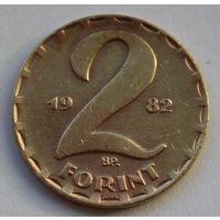 Венгрия, 2 форинта 1982 г.