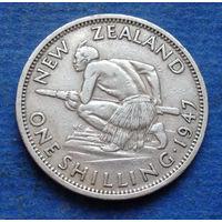 Новая Зеландия шиллинг 1947