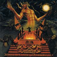 "Bewitched  ""Rise Of The Antichrist"" CD  2002 лицензия CD-maximum"