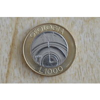 Сан-Марино 1000 лир 1998