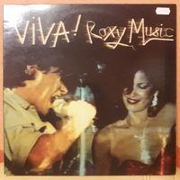 ROXY MUSIC - 1976 - VIVA! (UK), LP