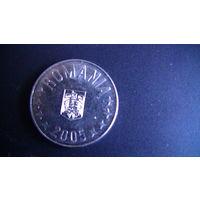 Румыния 10 Бани 2005 г.  распродажа