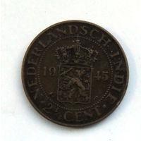 Голландская Индия, 2 1/2 Цента 1945 (13)