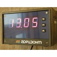 Часы цифровые Горизонт