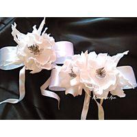 Красивые цветы-банты к 1 сентября