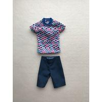 Майка, шорты для куклы  Кен Barbie