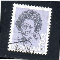 Нидерланды.Ми-1200. Королева Беатрикс.1982.