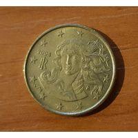 10 евроцентов 2008 Италия