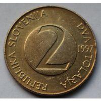 Словения, 2 толара 1997 г.