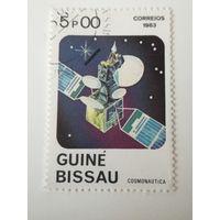 Гвинея Бисау 1983. День космонавтики