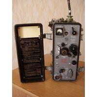 Радиостанция Р-105М. ВС СССР, вторая половина прошлого века.