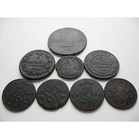 Монеты одним лотом + 2 шт. бонус
