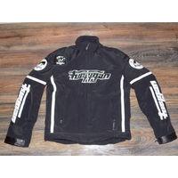 Куртка байкерская , р-р 48