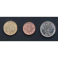 Ирак 3 монеты 2004 года.