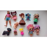 Маленькие куклы ЛОЛ и другие