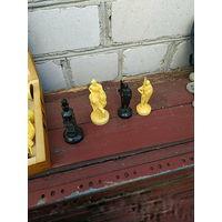 Винтажные шахматы СССР ''богатыри''
