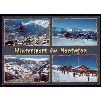 Австрия Зимний спорт