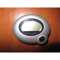 Калькулятор-календарь-час ы. Открывается автоматически медленно нажатием на кнопку.