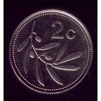 2 цента 2005 год Мальта