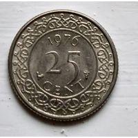 Суринам 25 центов, 1976 2-12-57