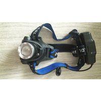 Налобный фонарь, модель светодиода L2