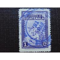 Гватемала. Искусство.