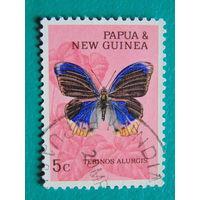 Папуа Новая- Гвинея. Бабочки.